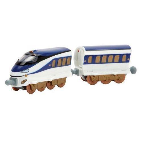 - stacyjkowo - lokomotywka hanzo i wagonik lc54121 marki Tomy