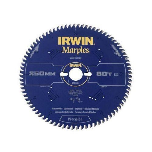 Irwin marples Tarcza do pilarki tarczowej 250 mm/80t/30