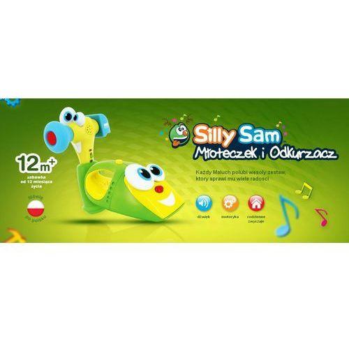 Silly Sam Młoteczek i odkrzurzacz, DD-67142 (4933438)
