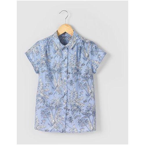 Bluzka koszulowa z tropikalnym nadrukiem 10-16 lat, kup u jednego z partnerów