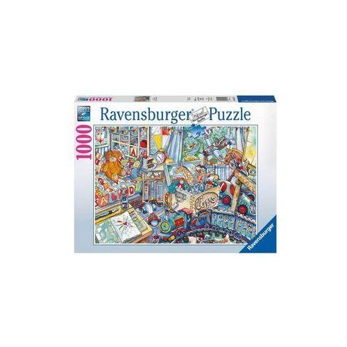 Raven. 1000 el. zabawki, zabawki, zabawk marki Ravensburger