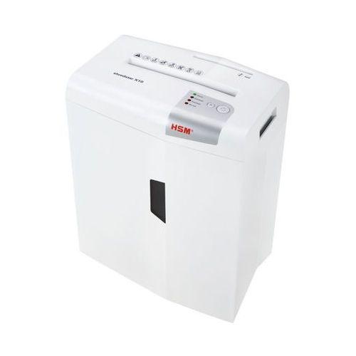 Niszczarka ShredStar X10 WHITE - ZADZWOŃ PO DODATKOWY RABAT TEL. 506-150-002