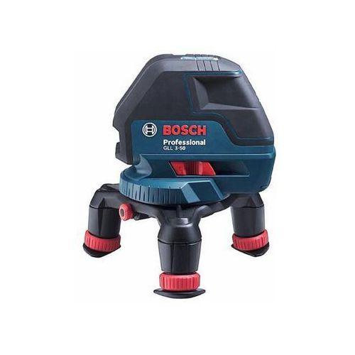 Laser liniowy gll 3-50 + bm 1 l-boxx bosch marki Bosch technika pomiarowa