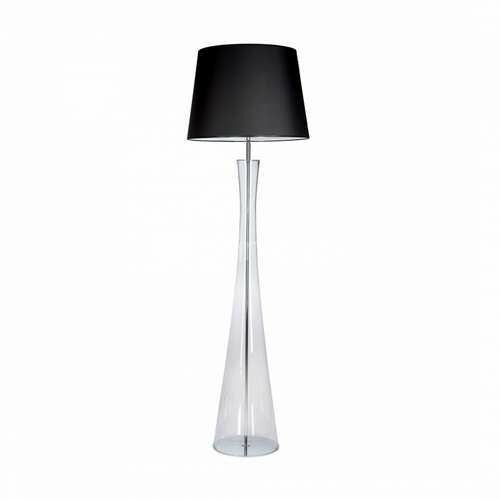 4 Concepts Siena L235310259 lampa stojąca podłogowa 1x60W E27 czarny (2017001932641)