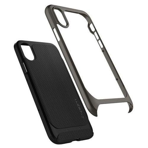 Etui SPIGEN Neo Hybrid do iPhone X Czarny (8809565300622)