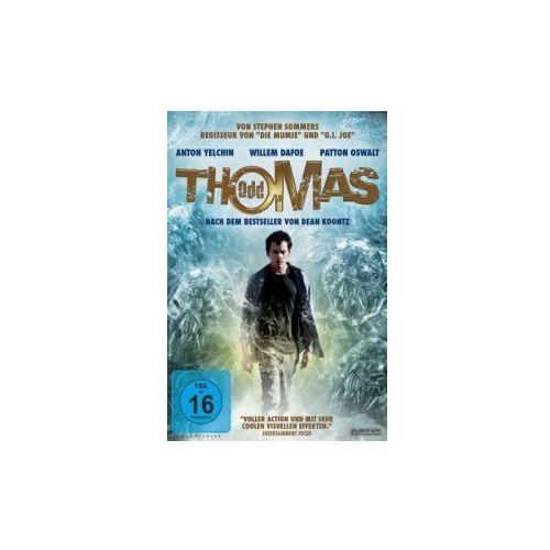 Odd Thomas, 1 DVD, książka z ISBN:
