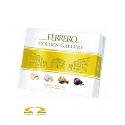 Praliny golden gallery 129g marki Ferrero