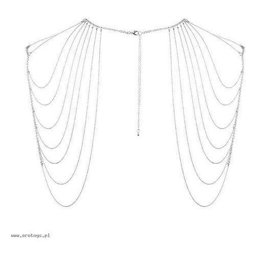 Łańcuszek na plecy bijoux indiscrets magnifique (srebrny) marki Bijoux indiscrets (sp)