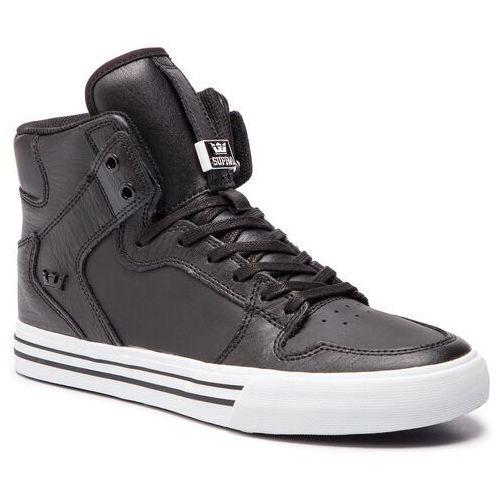 Sneakersy SUPRA - Vaider 08208-002-M Black/White