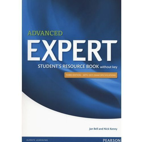 """Advanced Expert Student""""""""s Resources Book without key * natychmiastowa wysyłka od 3,99 (2015)"""