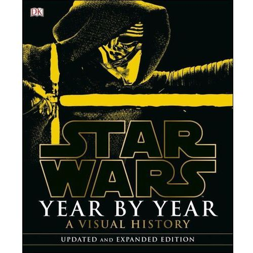 Star Wars Year by Year A Visual History, oprawa twarda