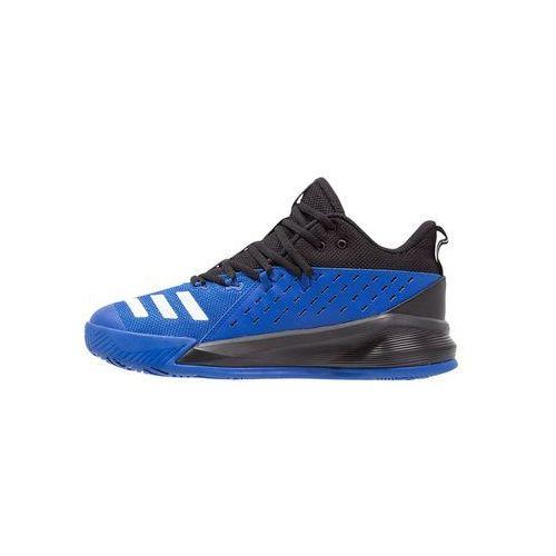 adidas Performance STREET JAM 3 Obuwie do koszykówki core black/white/collegiate royal, GTP04