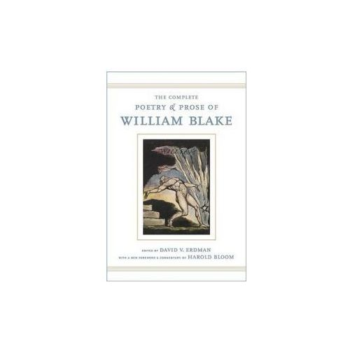 Complete Poetry and Prose of William Blake (9780520256378)
