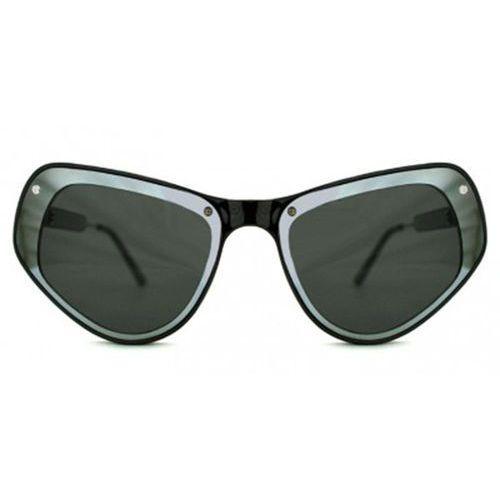 Spitfire Okulary słoneczne ultra select double lens black/silver mirror/black