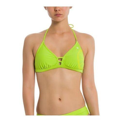 Strój kąpielowy - triangle top placement acid lime (gr11425) rozmiar: s marki Bench
