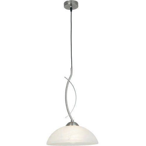 Lampa wisząca 12870/13, e27 (Øxw) 32 cmx100 cm, żelazowy, biały marki Brilliant