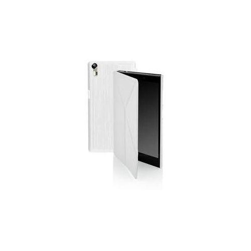 Pokrowiec na telefon GoGEN dla Lenovo VIBE SHOT białe, kolor biały