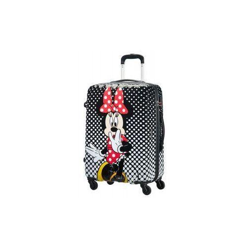 American tourister walizka średnia na 4 kołach z kolekcji disney legends spinner
