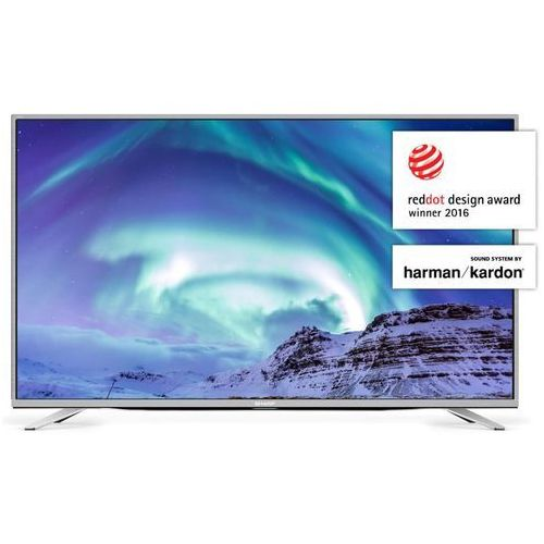 TV LED Sharp LC-55CUF8472