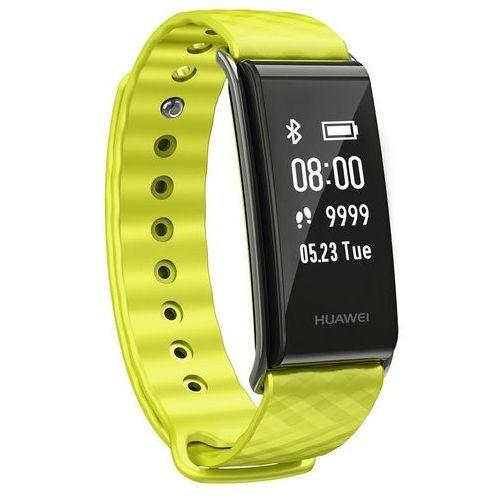 Huawei Smartband color band a2 żółtozielony (6901443197958)