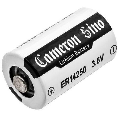 Cameron sino Er14250 1200mah 4.32wh li-socl2 3.6v () (4894128152453)