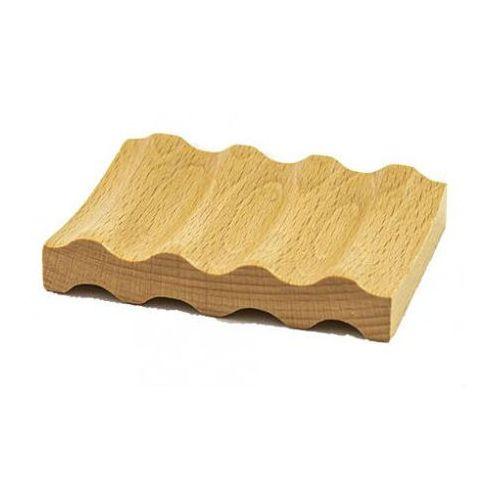 Mydelniczka na Mydło Alep z Drewna Bukowego