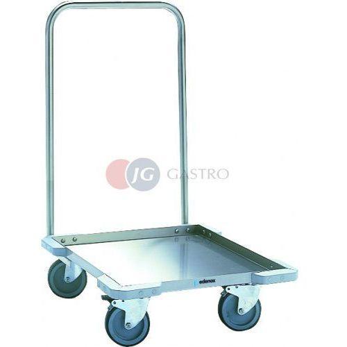 Wózek platformowy 587x627x900 do transportu koszy cc-55 marki Edenox