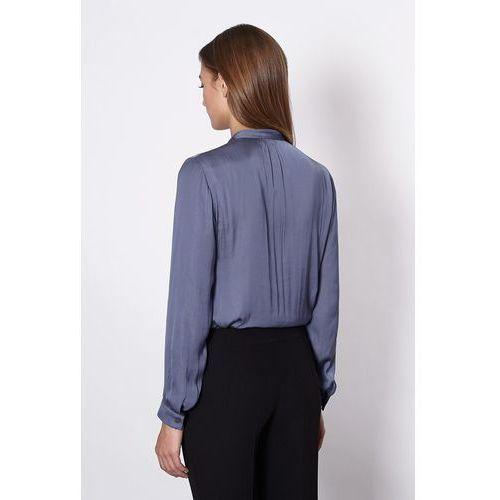 Click fashion Koszula Damska Model Morgan 20479 Blue Jeans, niebieska