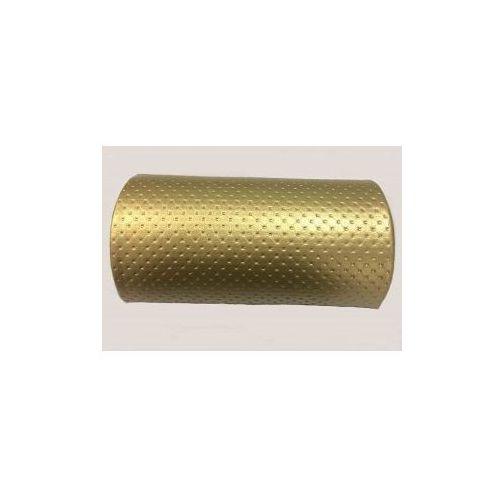 Poduszka - podkładka pod dłoń pikowana złota marki Vanity