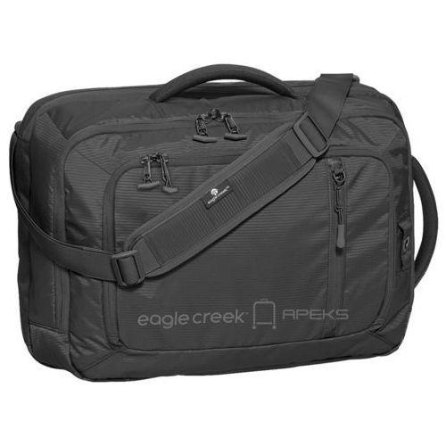 "Eagle Creek Straight Up Brief RFID torba na ramię / plecak na laptopa 17"" / Black"