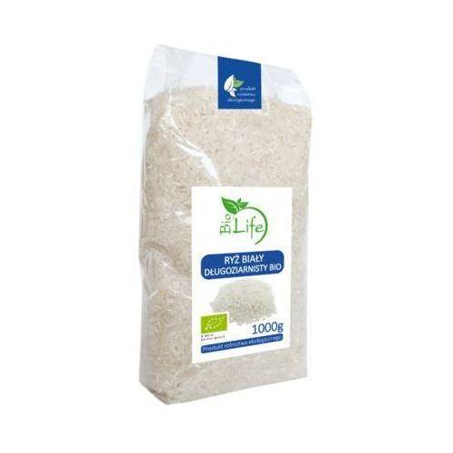 1kg ryż biały długoziarnisty bio marki Biolife