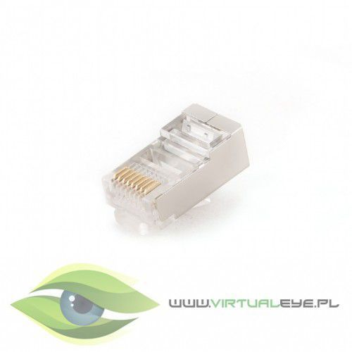 wtyk sieciowy rj45 ftp ekran kat.5e(100szt)8p8c marki Gembird