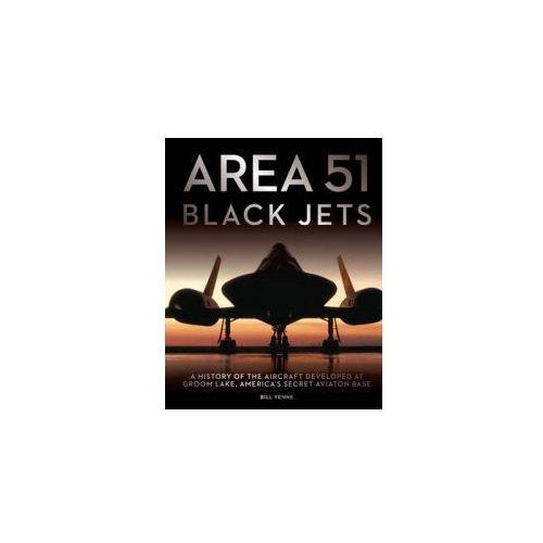 Area 51 - Black Jets, Yenne, Bill