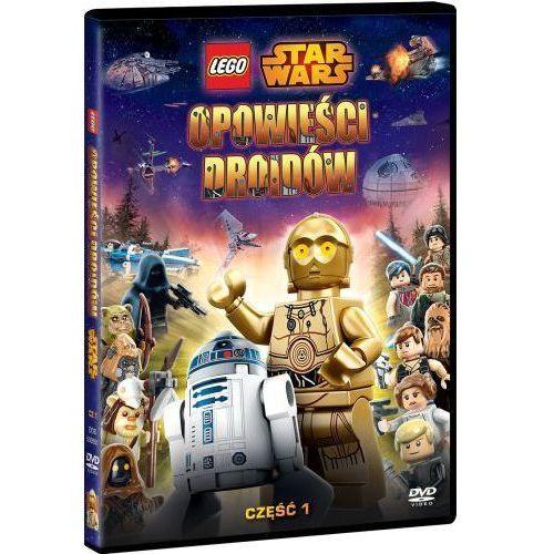 Film lego star wars: opowieści droidów. część 1 marki Galapagos