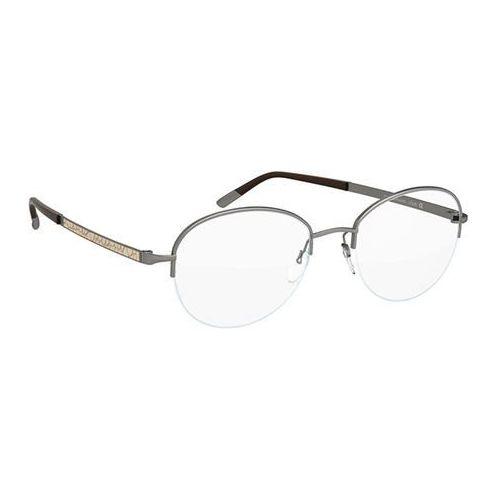 Okulary korekcyjne prestige nylor 5511 6660 marki Silhouette