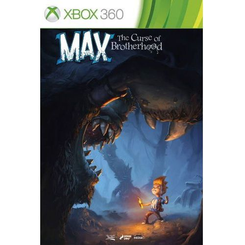 MAX THE CURSE OF BROTHERHOOD (Xbox 360)