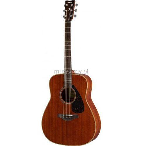 Yamaha fg 850 nt gitara akustyczna