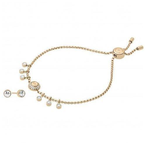 Biżuteria Michael Kors - Bransoleta MKJ6895710 + Kolczyki, MKJ6895710
