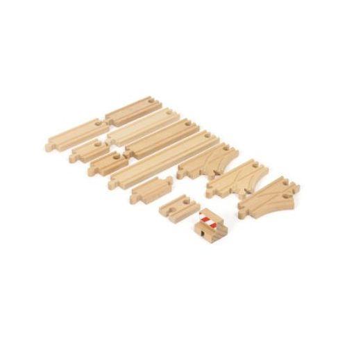 BRIO Zestaw szyn Starter Pack B 33394 (7312350333947)