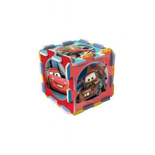 Trefl Puzzle piankowe disney auta cars 5o31g7