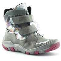 Buty zimowe dla dzieci Kornecki 06031, kolor szary