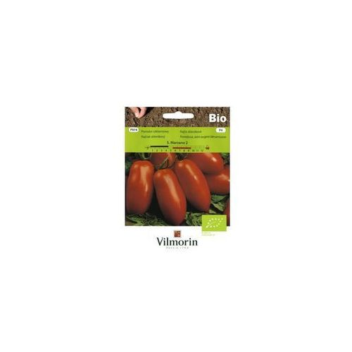 Vilmorin Pomidor szklarniowy s. marzano 2 bio nasiona ekologiczne 0.5 g
