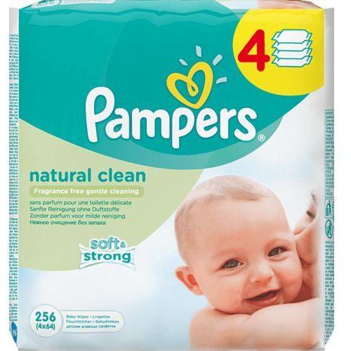 Pampers chusteczki Natural Clean 12x64 szt (4015400622482)