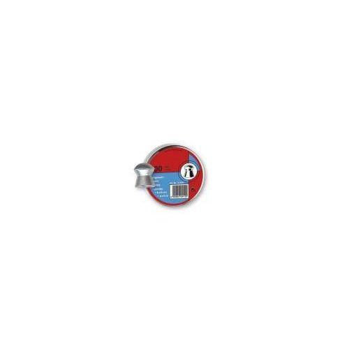Śruty Diabolo Półokrągłe 4,5mm – 500szt., 590777341544121