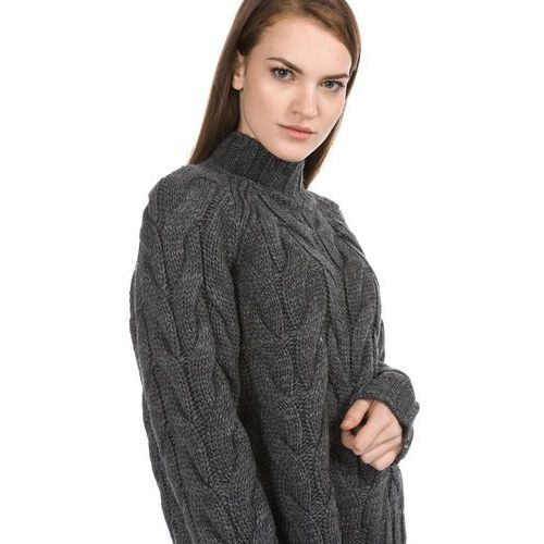 SELECTED Sweter Szary XS