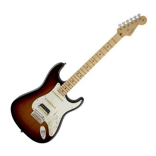 FENDER AMERICAN STANDARD STRATOCASTER HSS SHAWBUCKER MN 3TS - produkt z kategorii- Gitary elektryczne