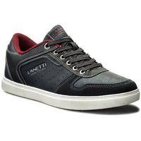 Sneakersy GINO LANETTI - MP07-16609-04 Granatowy, w 6 rozmiarach