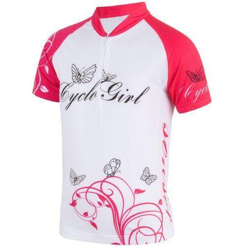 koszulka rowerowa dla dzieci cyklo cyclogirl marki Sensor