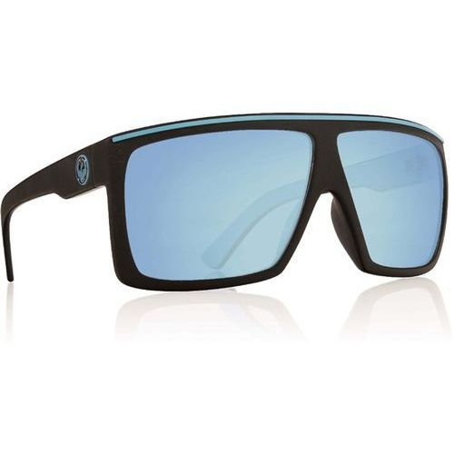 Okulary słoneczne - fame 2 matte blue/sky blue ion (601) rozmiar: os marki Dragon