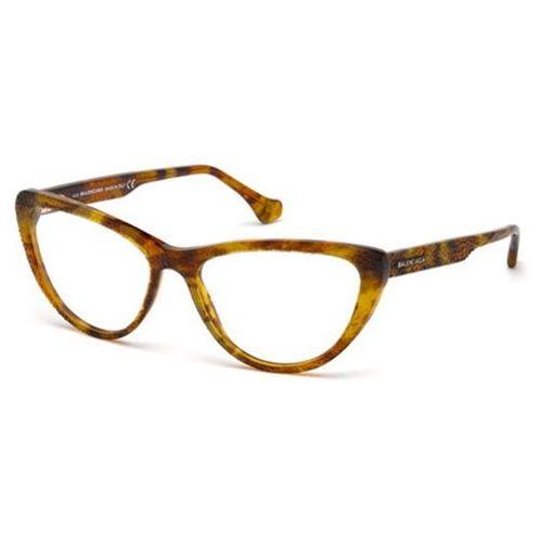 Okulary korekcyjne ba5036 055 marki Balenciaga